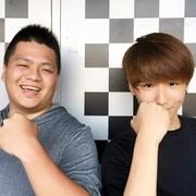 左:川口さん(卒業生)右:深牧さん(卒業生)