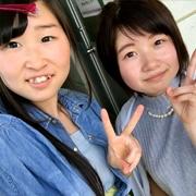 左:埜口 楓さん(卒業生)右:今村 千佳さん(卒業生)
