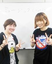 左:小石 和南(こいし かずな)さん 右:北村 桃菜(きたむら ももな)さん