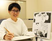 【デビュー】「週刊ヤングジャンプ増刊 ヤングジャンプGOLD vol.4」(集英社)にてデビュー