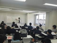 【秋葉原】授業風景&レポート提出の様子