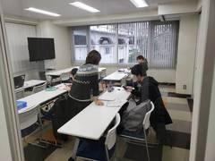 【秋葉原】今日の教室の様子♪