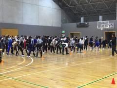 【秋葉原】体育スクーリングの様子☆