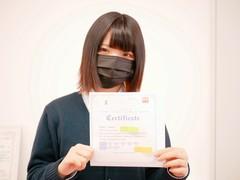 【秋葉原】英検2級合格おめでとうございます☆