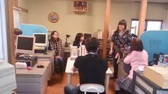 イラストレーター小川ケンイチ先生の授業です。