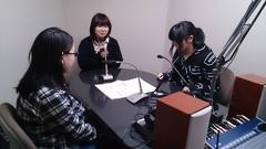 地元FM局でラジオ番組制作