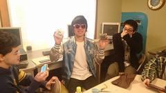 【旭川】学習センターでHappy birthday!
