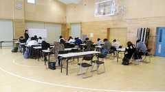 【旭川】後期単位認定試験終了