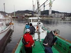 【釣り】ひとつテンヤ・タイラバ船釣り実習