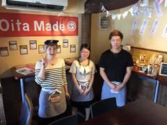 mo-mo カフェ オープン!