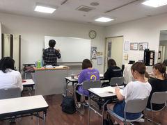 【福岡】韓国語コースの授業がありました☆