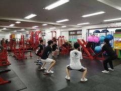 【福岡】ジムで体を鍛えています☆スポーツコース