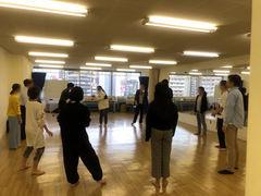 【福岡】演技の基礎練習に挑戦♪