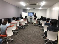 【福岡】8月22日ジョブフェスタレポート☆ゲームコース☆