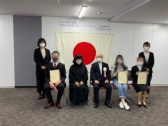 【福岡】9月卒業生の卒業証書授与式!!