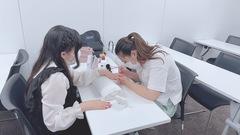 【福岡第二】ネイル中級授業☆