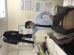 【福岡】制服のぷちマネキン☆井上先生&教頭先生