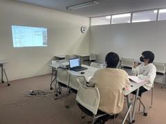 【福岡】AI大学進学コースホームルームの様子