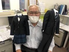 【福岡】制服採寸しました~!