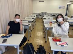 【福岡】お昼ご飯中に密着♪
