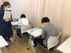 【福岡】進学・就職の面接に向けて☆