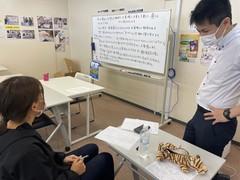 【福岡】就職試験の為に練習中★