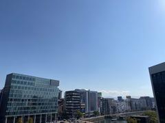【福岡】あまりの良い天気に思わず