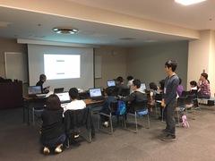 【福山】 プログラミング講義をしてきました