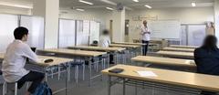 【福山】総合学習の授業