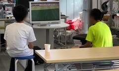 【福山】e-Sportsで対戦!