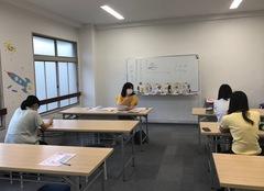 【福山】メイクアップ講座始まりました