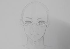 【福山】似顔絵