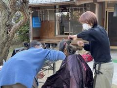 【福山】メイクボランティア