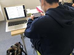【福山】パソコンで学習しています