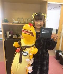 【浜松】生徒がお土産をくれました☆