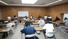 【浜松】前期試験2日目