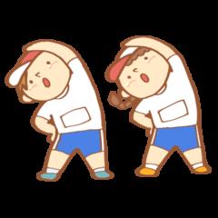 【浜松】今日は体育スクーリングです★