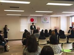 【浜松】2019年度入学式を行いました