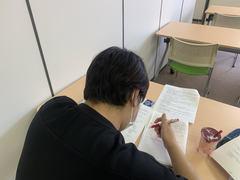 【浜松】受験勉強中!