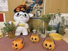 【浜松】ひゅーにゃんもハロウィン仕様!