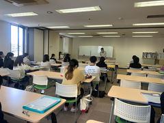 【浜松】特別活動で避難訓練をしました!