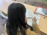 【浜松】レポートを頑張っている生徒を発見!