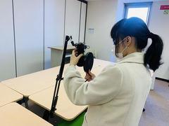 【浜松】声優・タレント専攻発表会準備