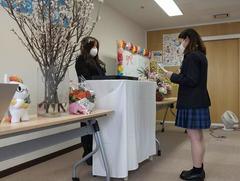 【浜松】卒業式から1週間が経ちました!