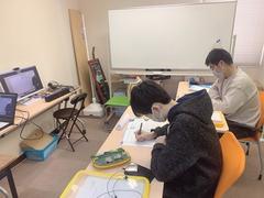 【浜松】大学進学★小論文の授業です!