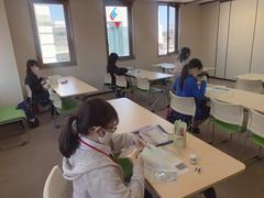 【浜松】マンガ・イラスト専攻の授業の様子!