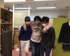 【浜松】卒業生が遊びに来てくれました!