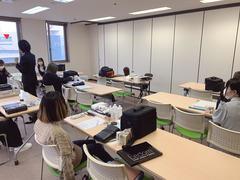 【浜松】メイク・美容の授業が始まりました!!