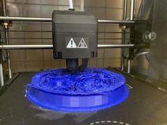 【浜松】3Dプリンターで作成中!