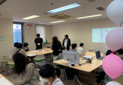 【浜松】当日の様子②☆生徒会主催の体験会